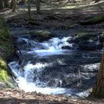 Slade Brook waterfall